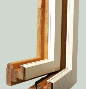 Wood-Aluminium